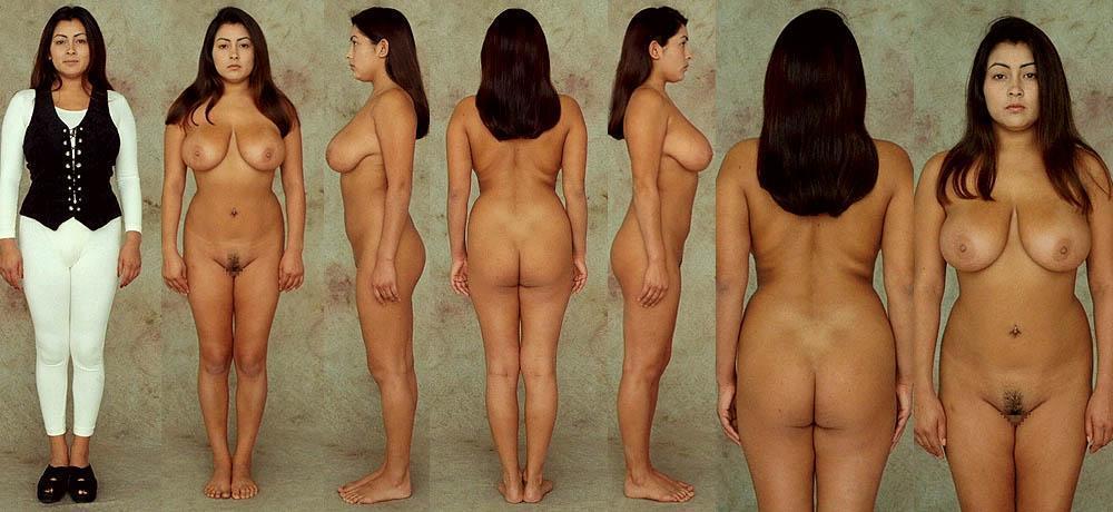 голые разные женщины фото
